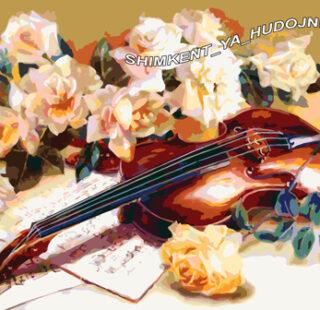 KAZ066 Раскраска по номерам «Скрипка»