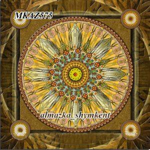 MKAZ575 Алмазный набор «Мандала Благополучия»