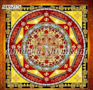 MKAZ576 Набор алмазный » Мандала Удача»